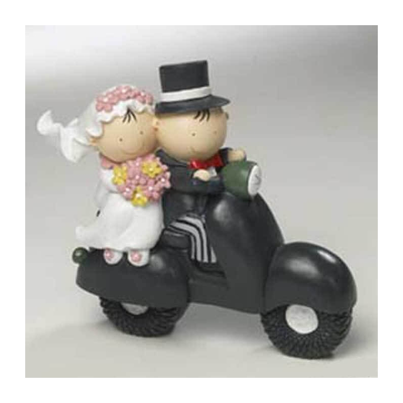 figurine sujet gateau mariage original. Black Bedroom Furniture Sets. Home Design Ideas