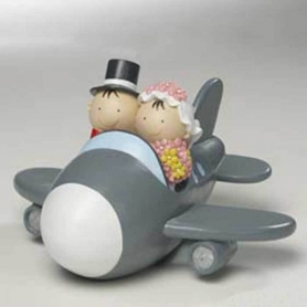 Figurine humoristique pour gateau mariage