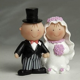figurine gateau mariage. Black Bedroom Furniture Sets. Home Design Ideas