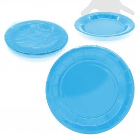 Paquet de Grandes Assiettes Bleues