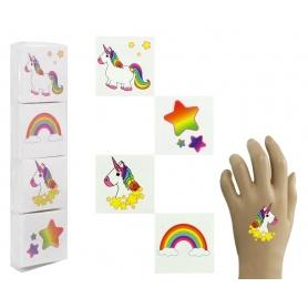 Tatouage Licorne  Cadeaux Originaux Enfants Idées Cadeaux