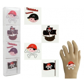 Tatouage Pirates  Cadeaux Originaux Enfants Idées Cadeaux