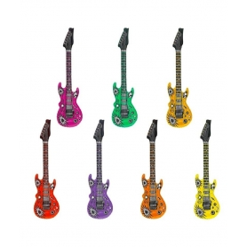 Guitare Gonflable