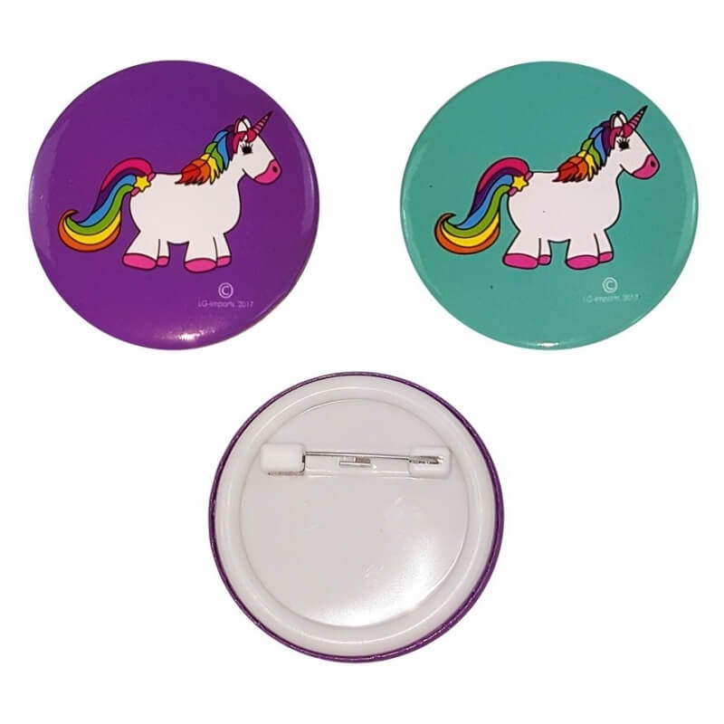 Badge Licorne  Badges
