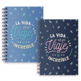 Cahier Phrases Originales