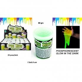 Pâte Slime Fluorescente