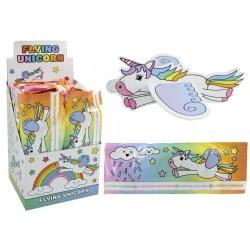 Avion Licorne à Monter  Cadeaux Originaux Enfants Idées Cadeaux
