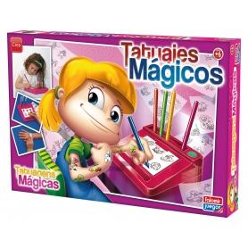 Jeu de Tatouages Magiques Type: il, elle Jeux de société Jouets
