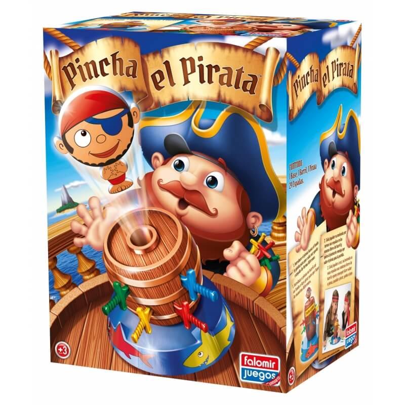 Attrape le Pirate