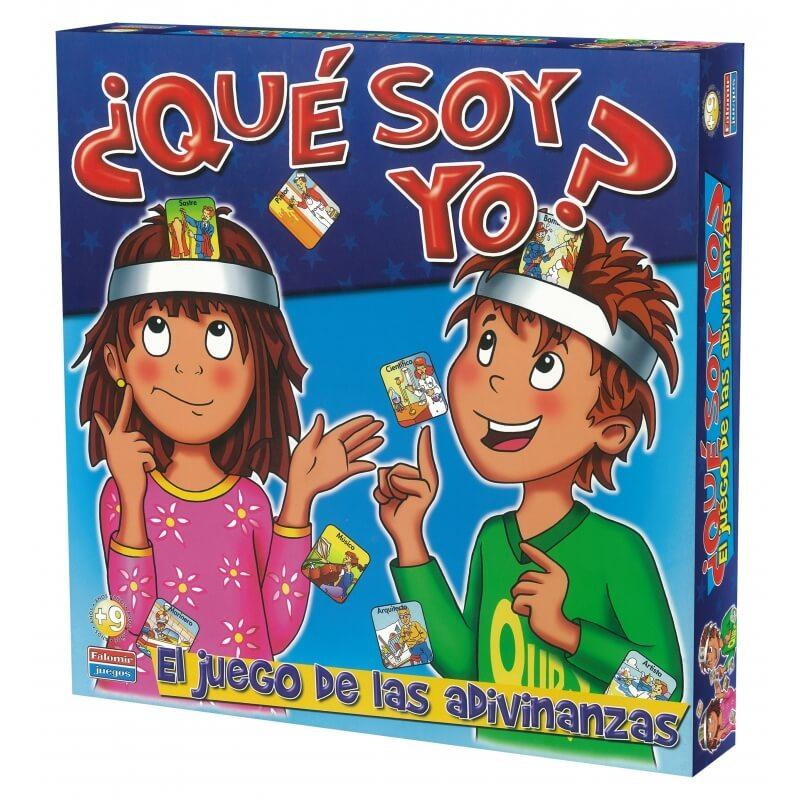 Jeu Qui Suis-je?