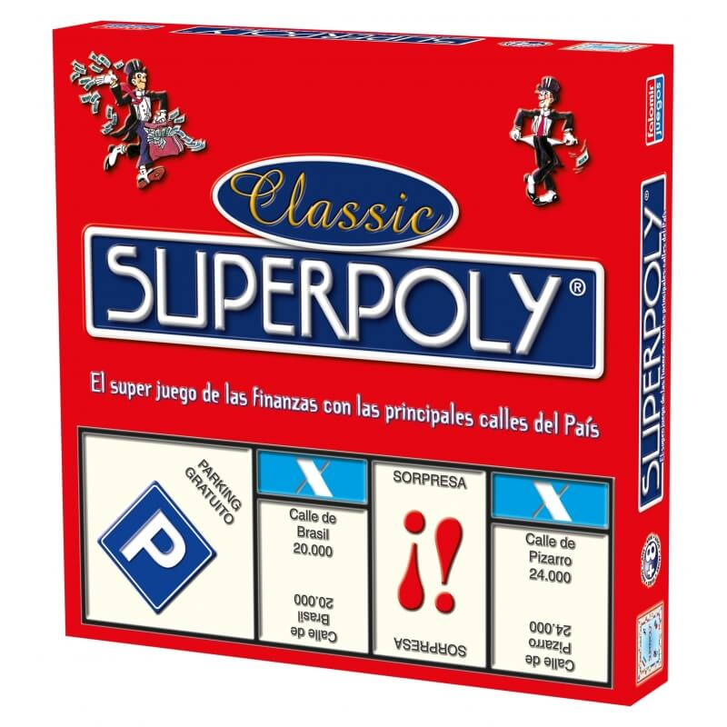 Superpoly Classique