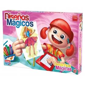 Jeu Design Magique