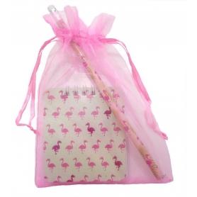 Joli Cadeau Flamant Rose pour les Filles