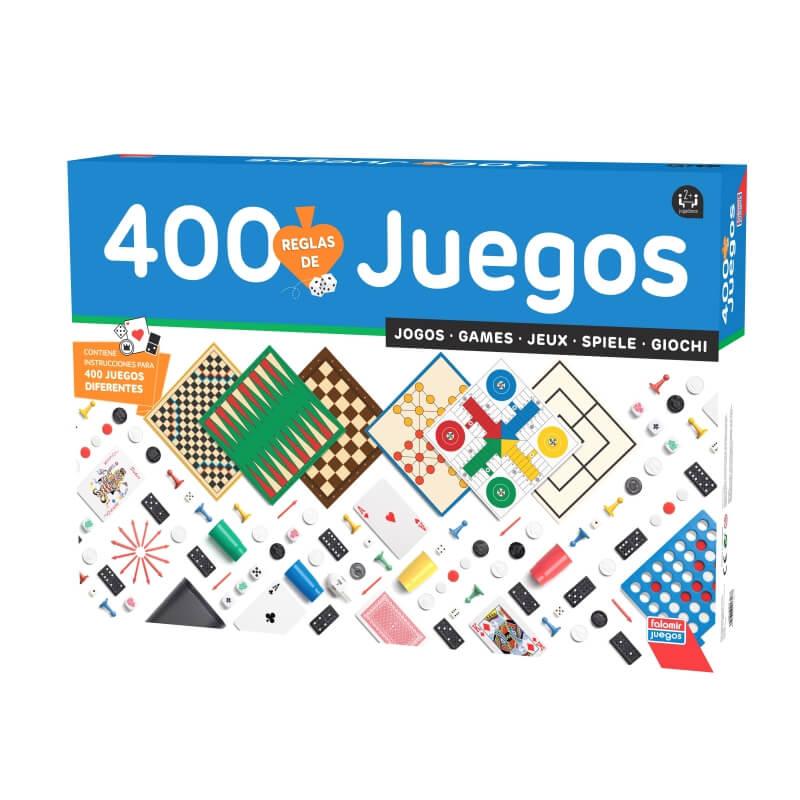 400 Jeux Réunis  Jeu