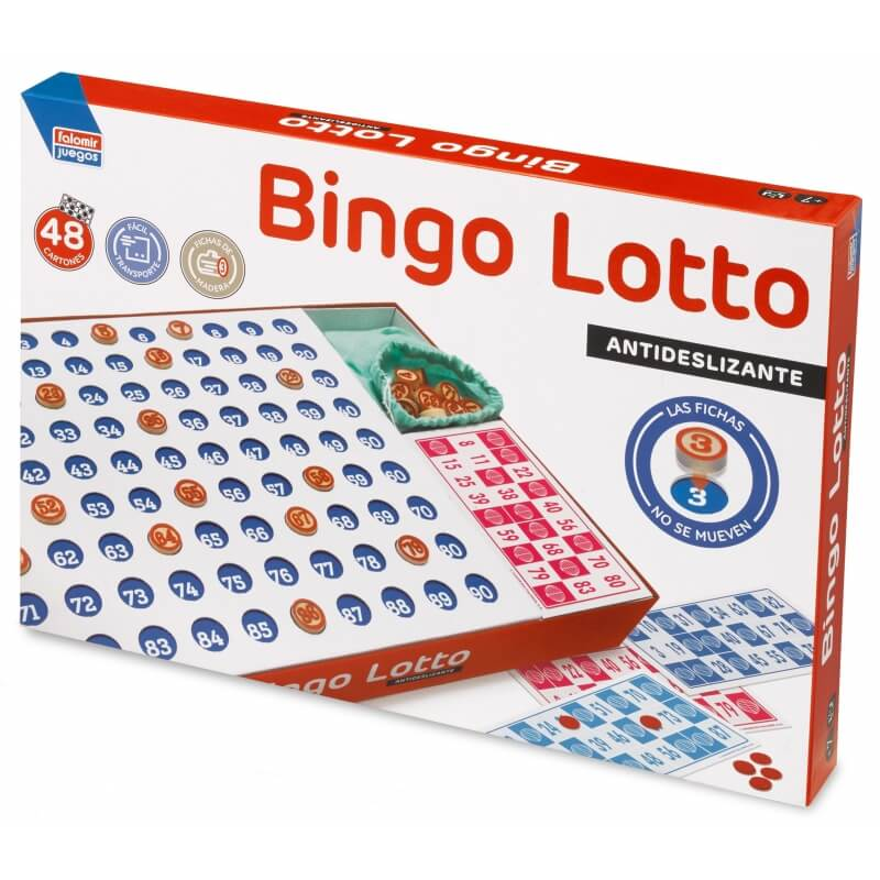 Bingo Loto de Table