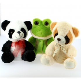 Collection d'Animaux en Peluche