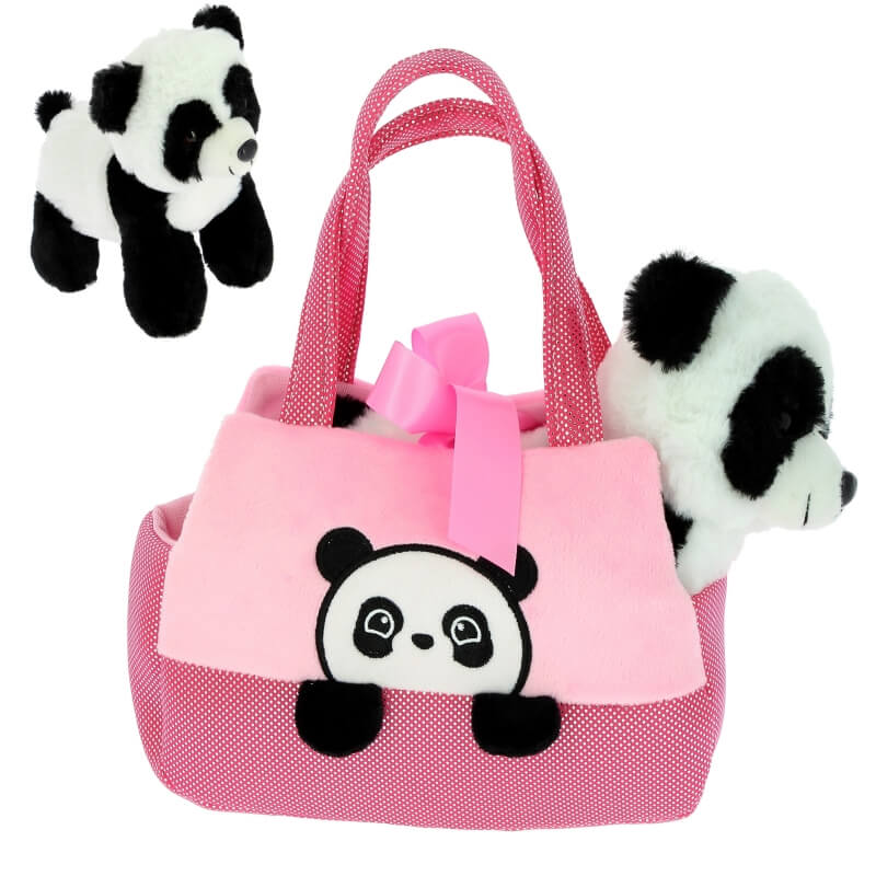 Panda en Peluche Sac