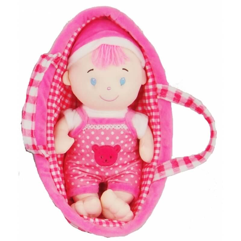 Bébés Poupée de Chiffon Type: elle, il Animaux en peluche tendre