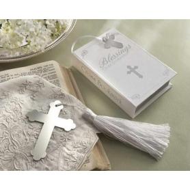 Croix Communion Marque Page