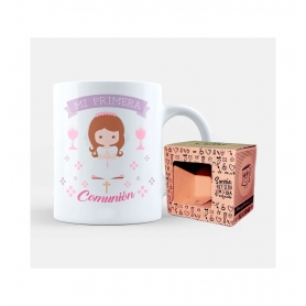 Coupe de communion fille