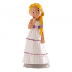 Figurine de Communion Blonde