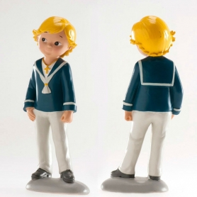 Figurine de Communion Marin