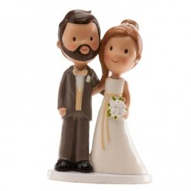 Mariés en Figurine