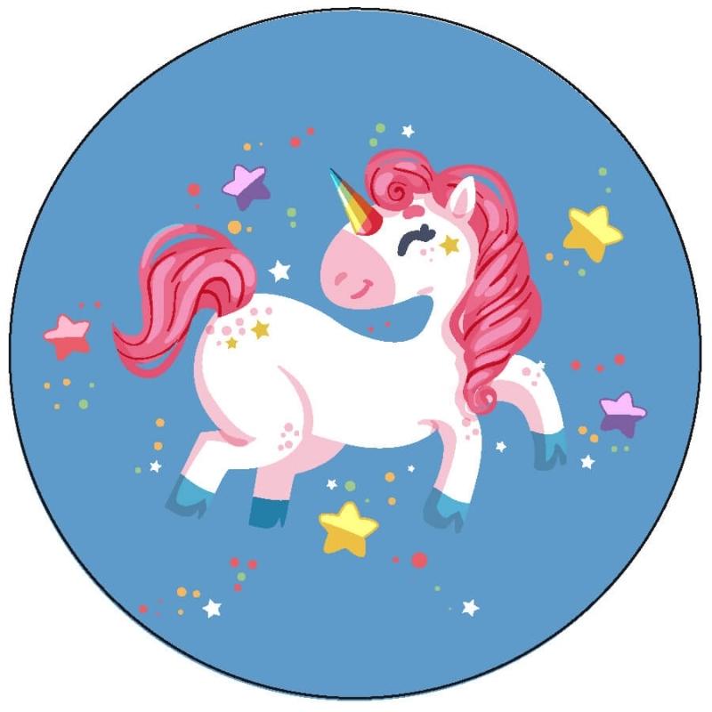 Sticker Licorne