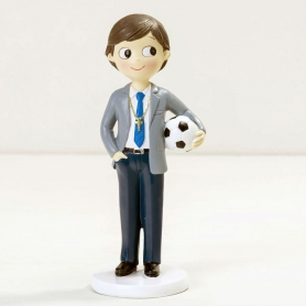Figurine Communion Football