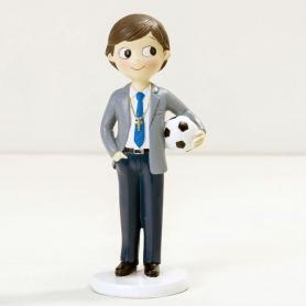 Figurine Communion Football