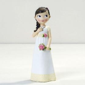 Jolie Figurine pour Communion