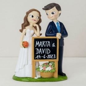 Figurine Originale de Mariage