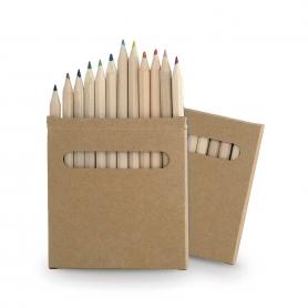 Boite de crayons pour les enfants