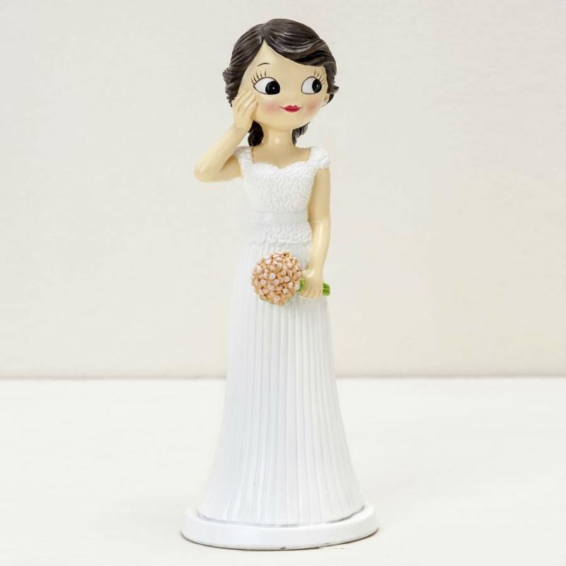 Poupée de mariage