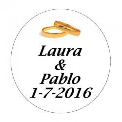 Savons de mariage