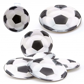 Pack Assiettes Football