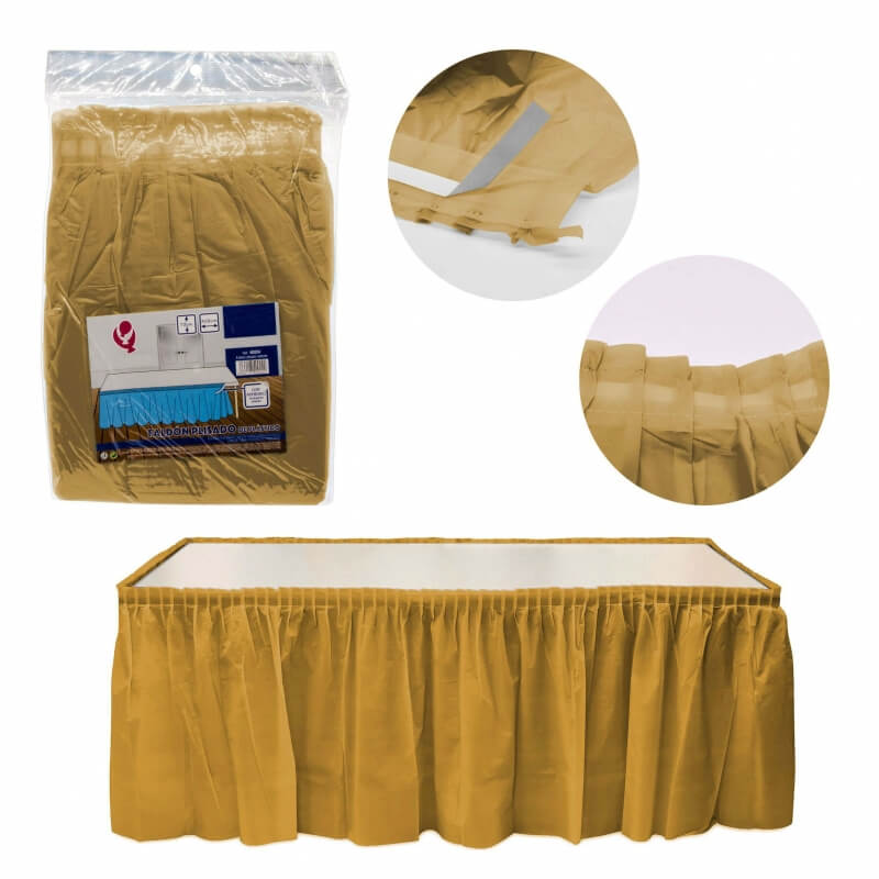 Nappe de table longue