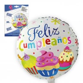 Ballons Feliz Cumpleaños