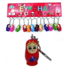 porte-clés poupée russe