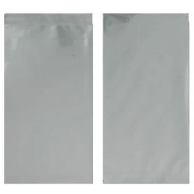 Pochette gris Métallisé
