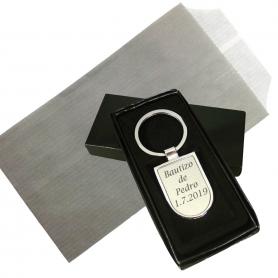 Porte-clés pour un baptême
