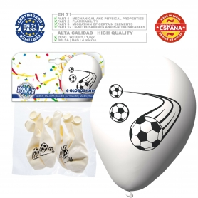 Pack ballon football