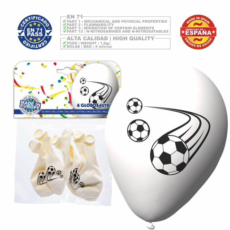 Pack ballon football