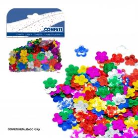 Confetti fleur