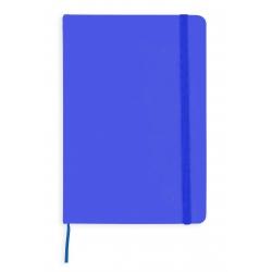 Bloc-note bleu