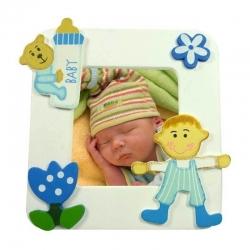 Petit cadre photo bébé