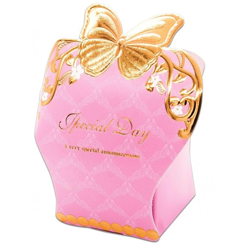 Jolie petite boîte cadeau