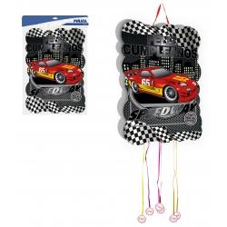 Piñata d'anniversaire voiture