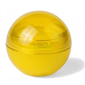 Baume à lèvre jaune