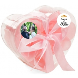 Fleurs de savon mariage
